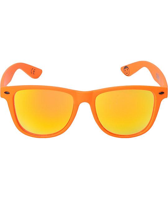 5277d46f664 Neff Daily Matte Orange Sunglasses  Neff Daily Matte Orange Sunglasses ...