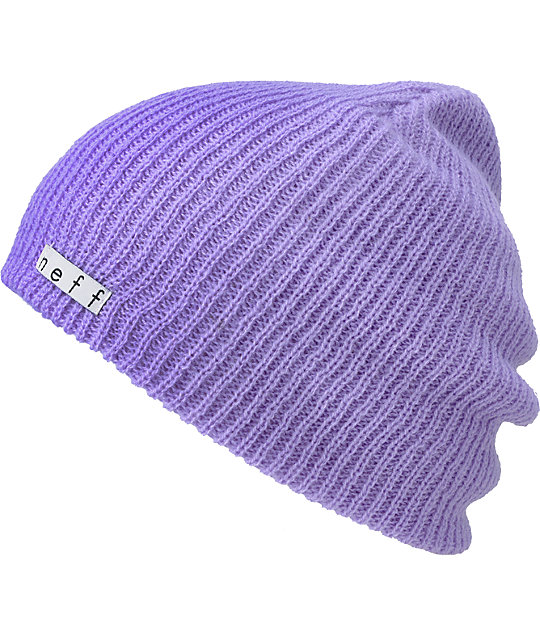 Neff Daily Purple Orchid Beanie