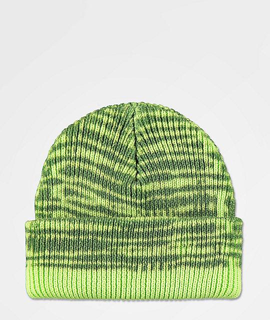 f393351f48b Neff Daily Rolled Dye Pear   Spruce Beanie