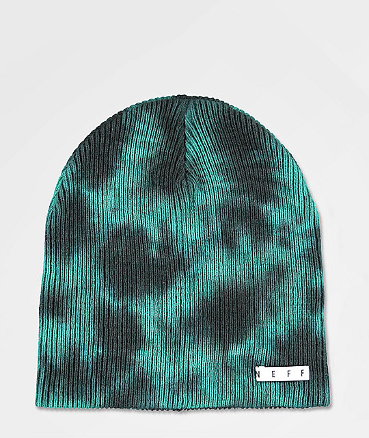 Neff Daily Wash Teal Beanie