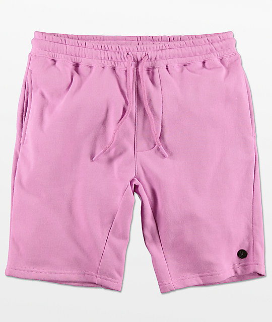 Neff Flow Violet Sweat Shorts