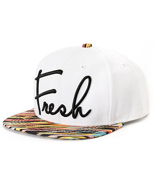 Neff Ill Lazer Snapback Hat  61efd4b5bf2