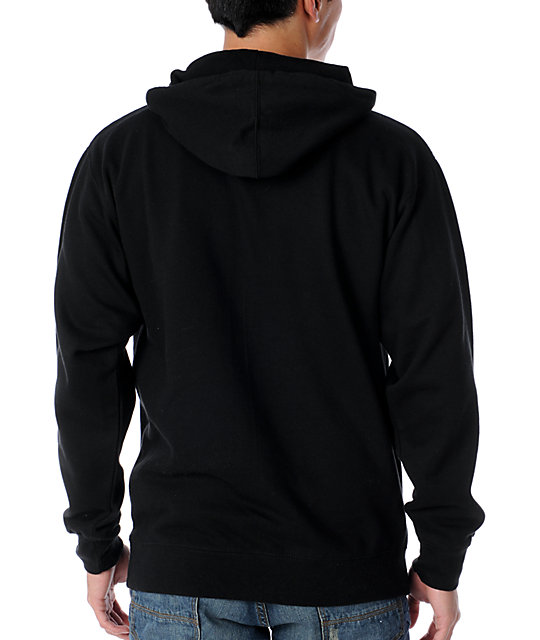 Neff Jump On It Black Pullover Hoodie