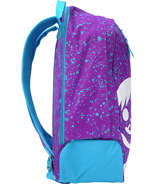 Neff Kruzer Spritz Purple Backpack