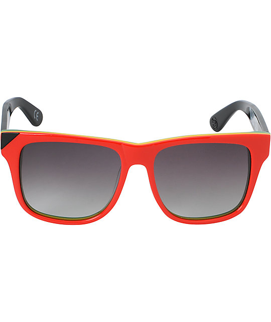 Neff Thunder Rasta Polarized Sunglasses