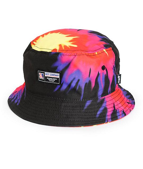 Neff Tie Dye Bucket Hat  b82b1822b1f