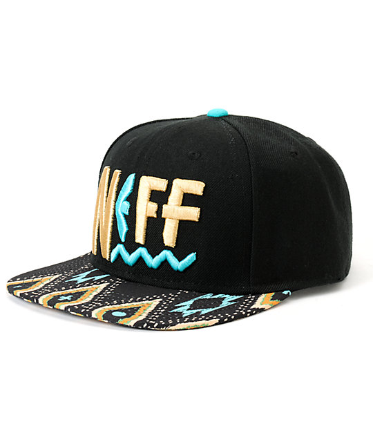 Neff Tribal Beach Snapback Hat  ba1f550a59d