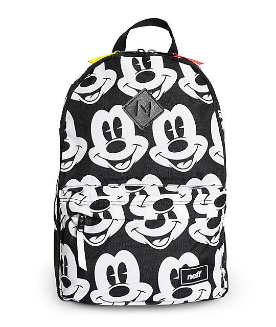 7b6b1ae55e Neff x Disney All Mickey Backpack