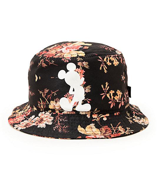 Neff x Disney Mickey Floral Bucket Hat  30314fc2ee3