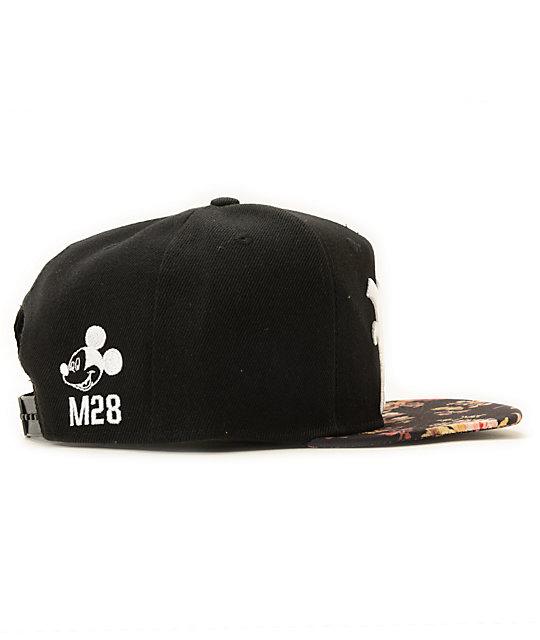 best cheap 13dd5 279ee ... ebay neff x disney og mickey snapback hat 020cf a71b3
