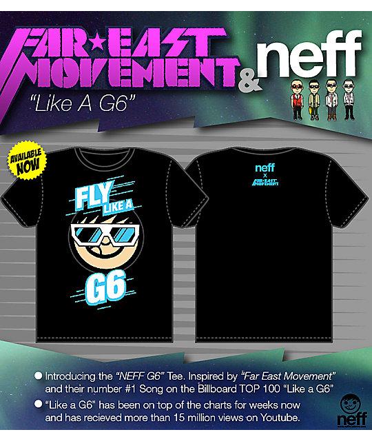 Neff-x-Far-East-Movement-Like-A-G6-Black