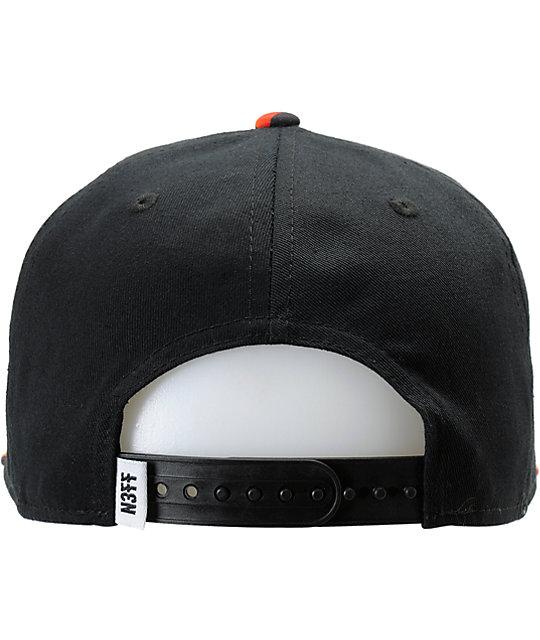 ... Neff x Mac Miller Milltop Black   Tribal Print Snapback Hat ... fe435149537c