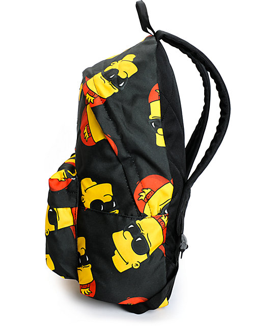 ... Neff x The Simpsons Bart Steez Backpack ... 0b5eb2c9a75a6
