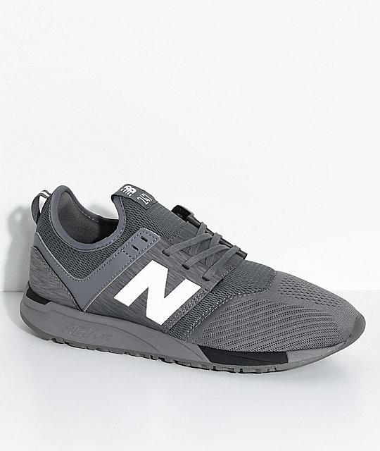 247 new balance grise 44