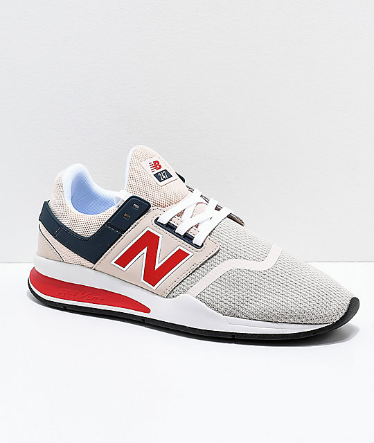 72c83e696d1c New Balance Lifestyle 247 Grey