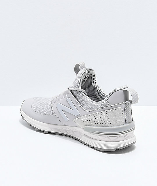 New Balance Lifestyle 574 Sport Decon Rain Cloud zapatos
