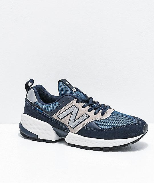 574 new balance azul