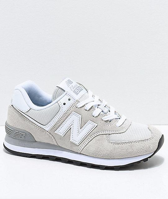 574 new balance blanco