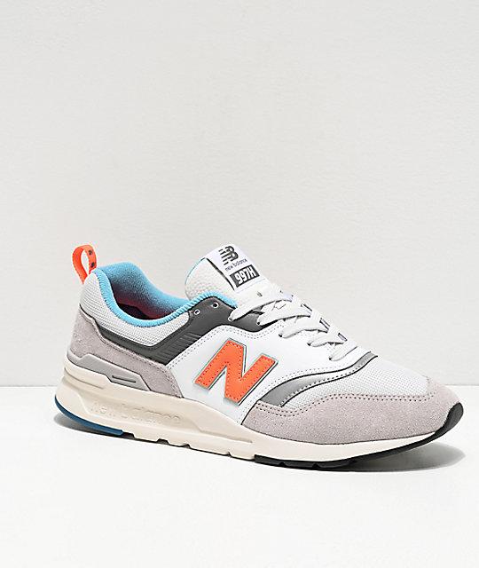 997h new balance grise et rouge