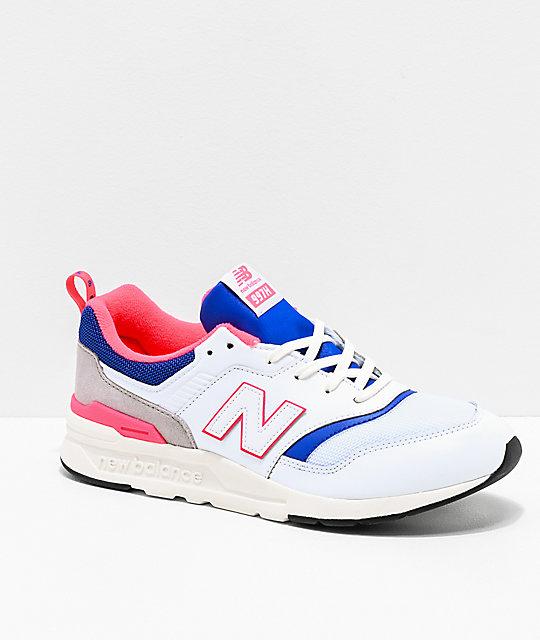 ec3cbf6951c New Balance Lifestyle 997H zapatos blancos
