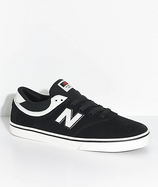 NEW BALANCE Numeric 254 scarpe da skate black/sea salt