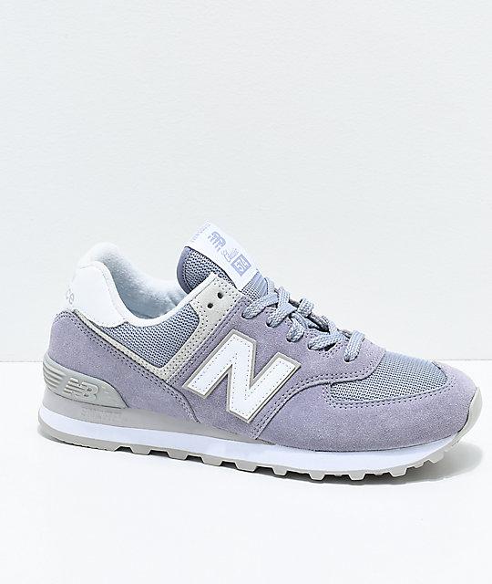 on sale 034cf 6177e New Balance Numeric 574 Daybreak & Overcast Shoes