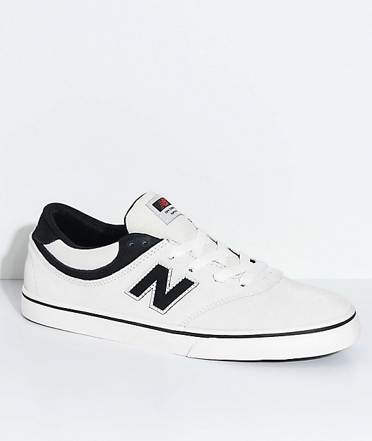 New Balance Numeric Quincy 254 Salt & Black Skate Shoes