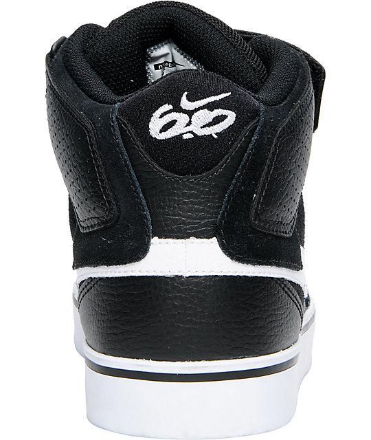 24e9e54b1ea Nike 6.0 Air Mogan Men Shoe Black White - Musée des impressionnismes ...