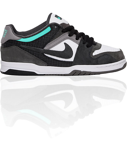 Nike 6.0 Air Zoom Oncore Shadow & White Shoes