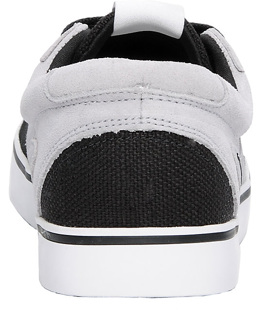 Nike 6.0 Braata Grey & Black Shoes