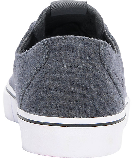 Nike 6.0 Braata LR Premium Grey Wool Shoes