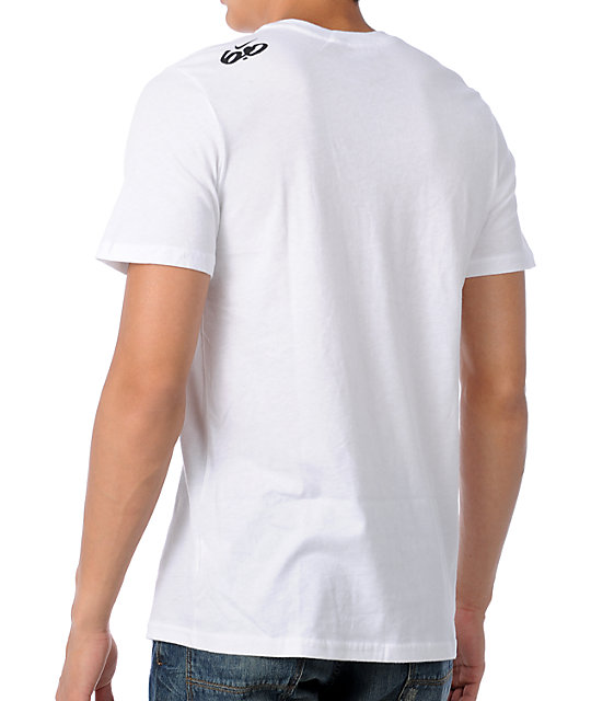 Nike 6.0 Just Splash It White T-Shirt