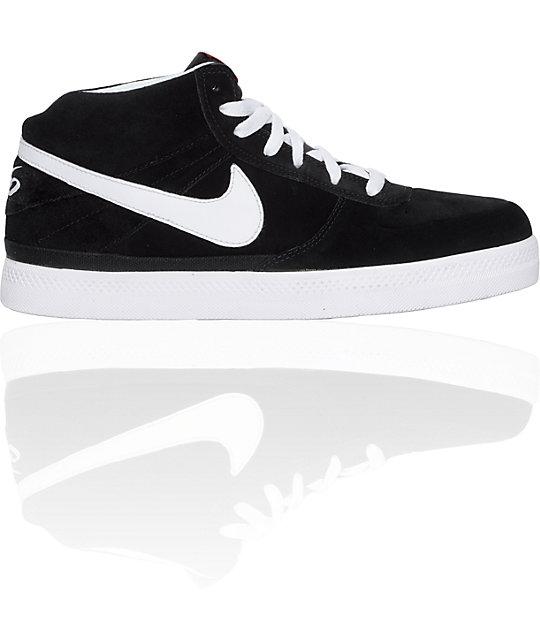 comprar falso barato tienda barata para Nike 6.0 Mavrk Mediados 2 Negro Y Blanco Ff 6nnvSfUqu
