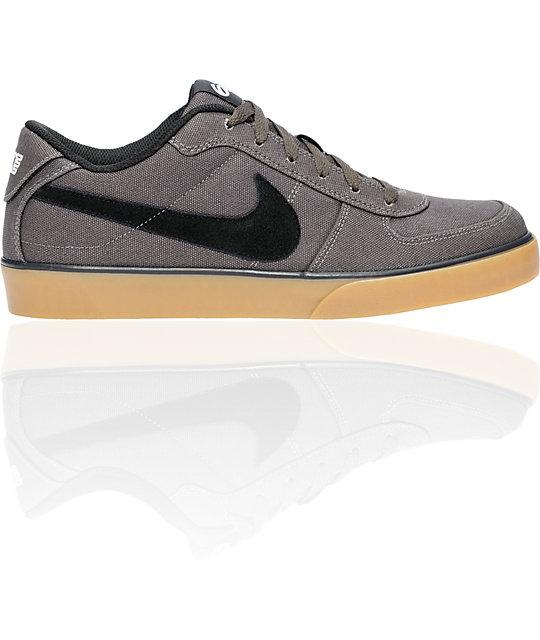 Nike 6.0 Mavrk Medianoche Lienzo Niebla Y Negro