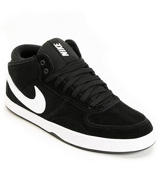 el más barato Venta barata Nike Sb Mavrk Mediados 2 6.0 Schuhe Negro Rojo / Tela / Blanco 1pRuK1
