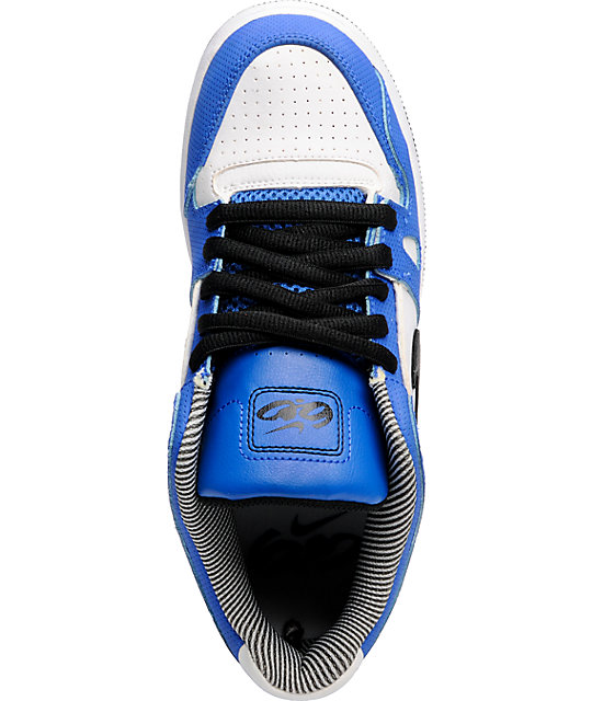 Nike 6.0 Zoom Oncore 2 Royal & White Shoes