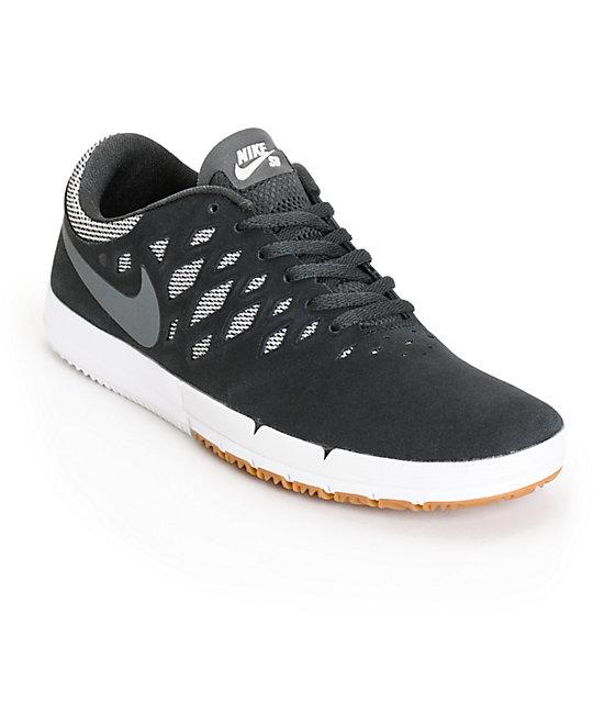 de86433463876 Nike Free SB Black