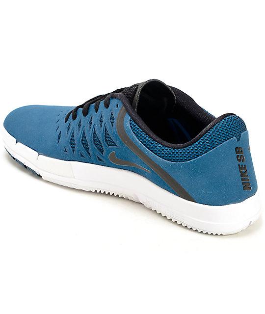 ... Nike Free SB Blue Force Shoes ... d2cb23c69