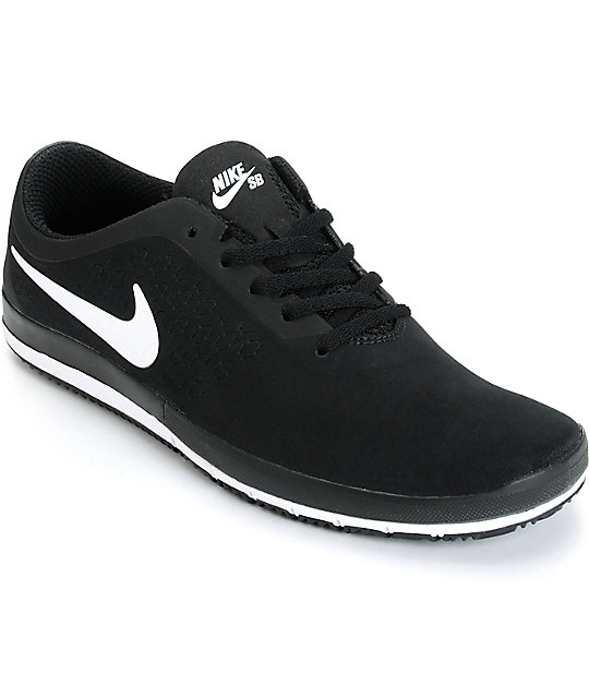 amazing price excellent quality picked up Nike Free SB Nano Black & White Shoes