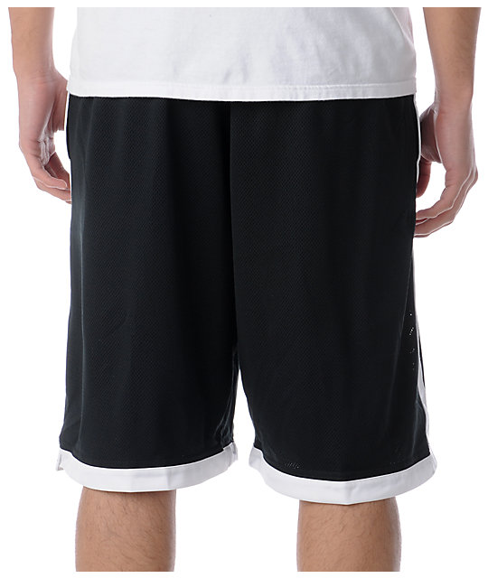 Nike Money 23 Black Mesh Shorts