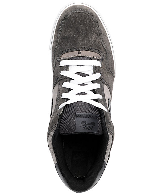 Nike SB 2.5 Grey & Black Shoes