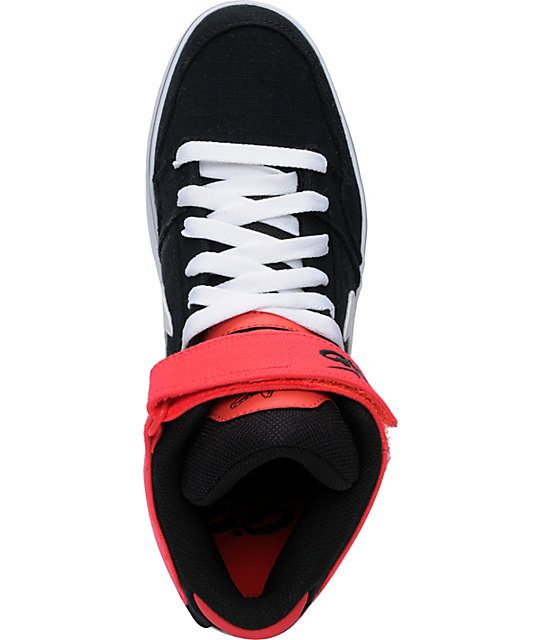 buy popular c0350 bcc0c ... Nike SB Air Mogan Mid 2 LR Black   Infared Shoes ...