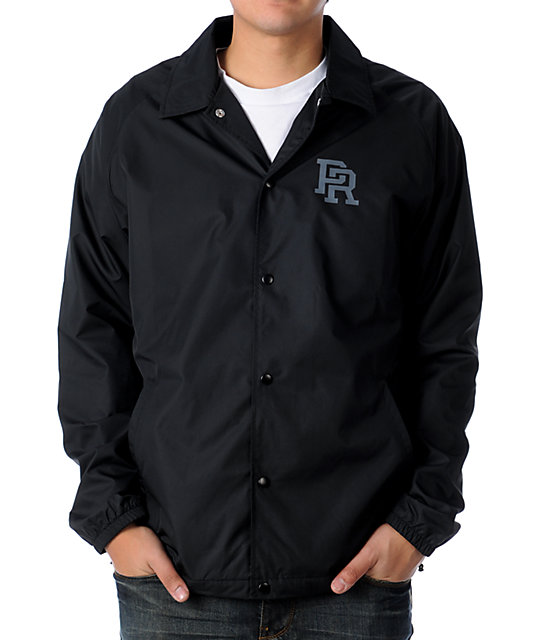 Nike SB Black Coach Jacket