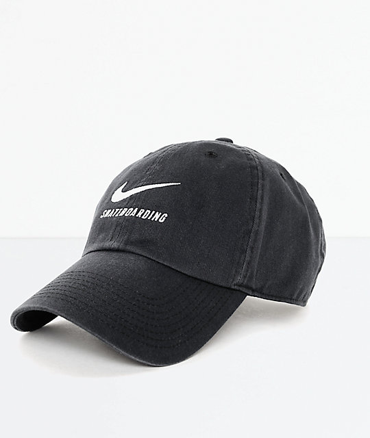 Nike SB Black Dad Hat