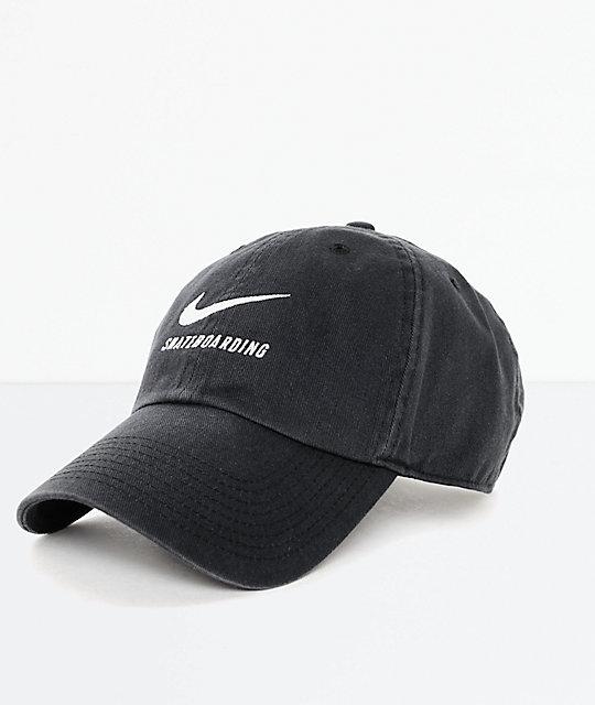 pick up new release big discount Nike SB Black Dad Hat