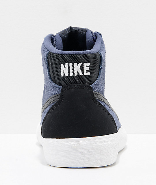 Nike SB Bruin Hi Thunder Blue & Summit White zapatos de skate
