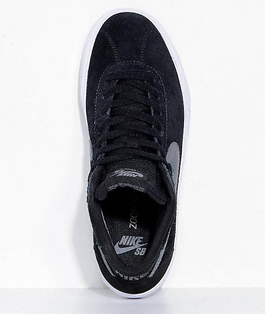 y gris en Nike skate Hi blanco de Bruin negro SB zapatos BqwfAqzR