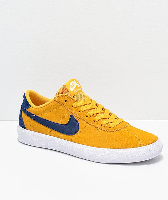 cc8c790ef8 Nike SB Bruin Low Yellow