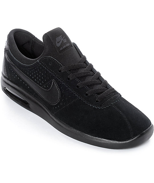 Janoski Shoes All Black