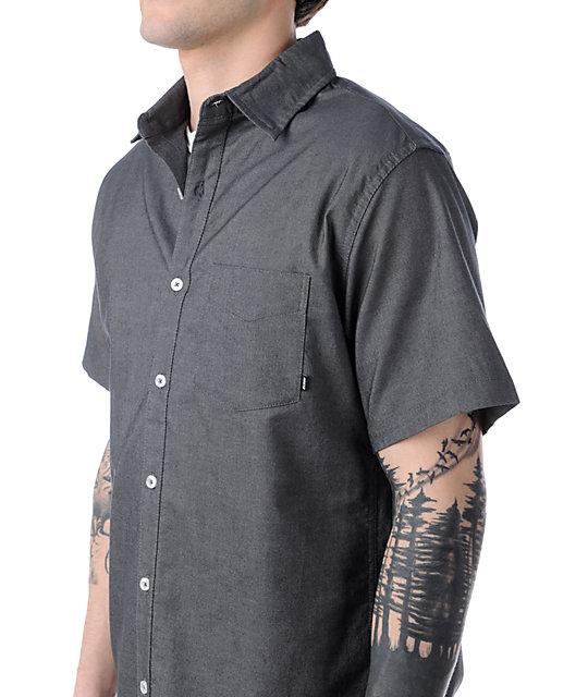 f39f5768e Nike SB Chessboxing Short Sleeve Button Up Shirt | Zumiez